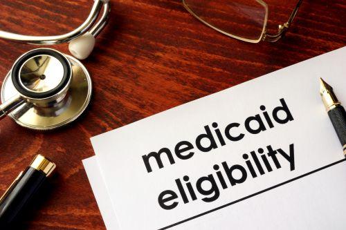 Medicaid eligibility document