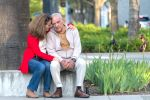 Senior man and daughter - Asset Protection & Elder Law of Georgia